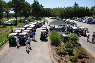 Golf Tournament Outing at Blackstone National Golf Club