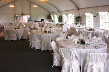 Event Catering at Blackstone National Golf Club