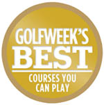 GolfWeek Magazine Best Courses You Can Play in 2014